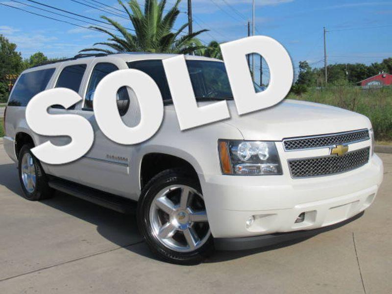 2013 Chevrolet Suburban LTZ 4WD | Houston, TX | American Auto Centers in Houston TX