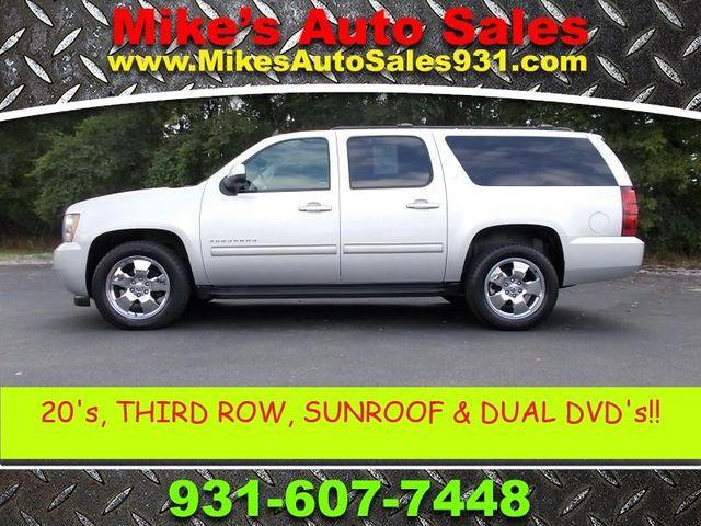 2013 Chevrolet Suburban LT Shelbyville, TN