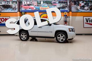 2013 Chevrolet Tahoe LTZ 4X4 in Addison Texas, 75001