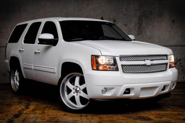 """2013 Chevrolet Tahoe LT w/ BOSS 24"""" Wheels in Addison, TX 75001"""