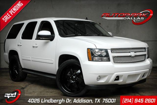 """2013 Chevrolet Tahoe LT w/ BOSS 24"""" Wheels"""