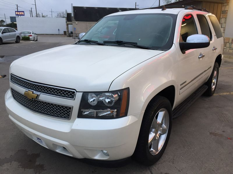 2013 Chevrolet Tahoe LTZ  Brownsville TX  English Motors  in Brownsville, TX