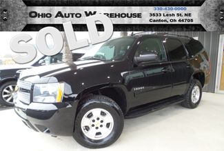 2013 Chevrolet Tahoe LT 4x4 Tv/DVD Sunroof 3rd Row Leather We Finance | Canton, Ohio | Ohio Auto Warehouse LLC in Canton Ohio
