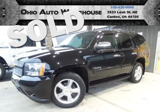 2013 Chevrolet Tahoe LT 4x4 Sunroof 3rd Row 1-Own Cn Carfax We Finance | Canton, Ohio | Ohio Auto Warehouse LLC in Canton Ohio