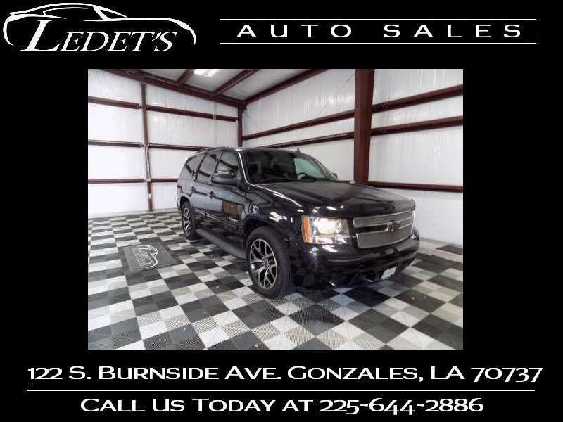 2013 Chevrolet Tahoe 1500  LS - Ledet's Auto Sales Gonzales_state_zip in Gonzales Louisiana