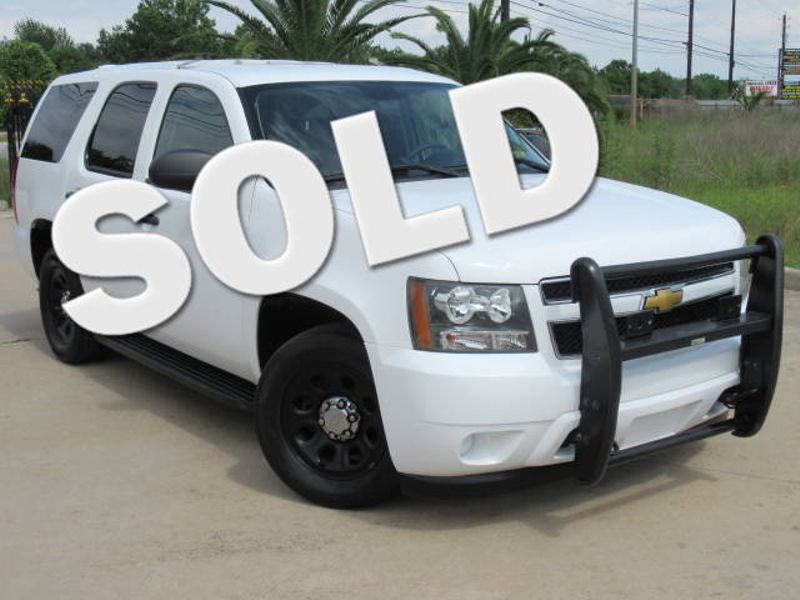 2013 Chevrolet Tahoe Police | Houston, TX | American Auto Centers in Houston TX