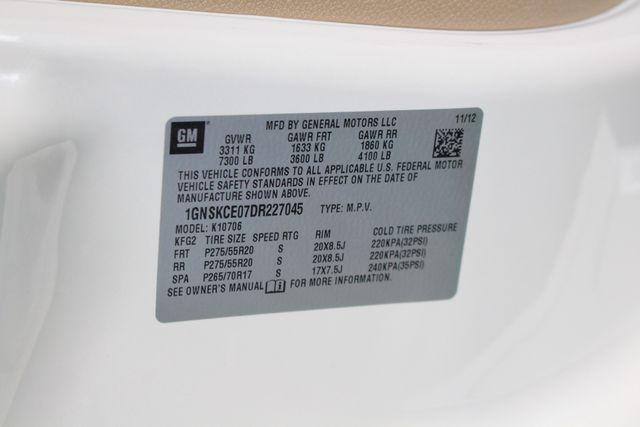 2013 Chevrolet Tahoe LTZ 4X4 - NAV - REAR DVD - SUNROOF - POWER STEPS! Mooresville , NC 56