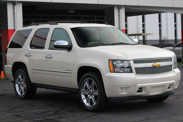 2013 Chevrolet Tahoe LTZ 4X4 - NAV - REAR DVD - SUNROOF - POWER STEPS! Mooresville , NC 24