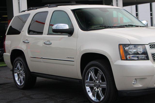2013 Chevrolet Tahoe LTZ 4X4 - NAV - REAR DVD - SUNROOF - POWER STEPS! Mooresville , NC 28