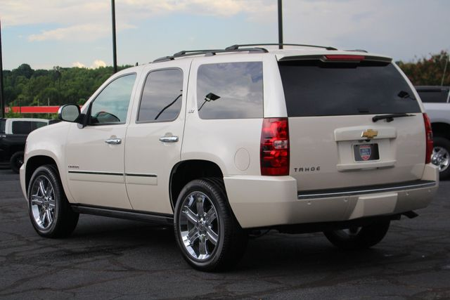 2013 Chevrolet Tahoe LTZ 4X4 - NAV - REAR DVD - SUNROOF - POWER STEPS! Mooresville , NC 27