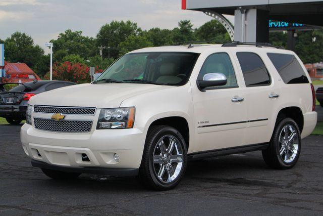 2013 Chevrolet Tahoe LTZ 4X4 - NAV - REAR DVD - SUNROOF - POWER STEPS! Mooresville , NC 25