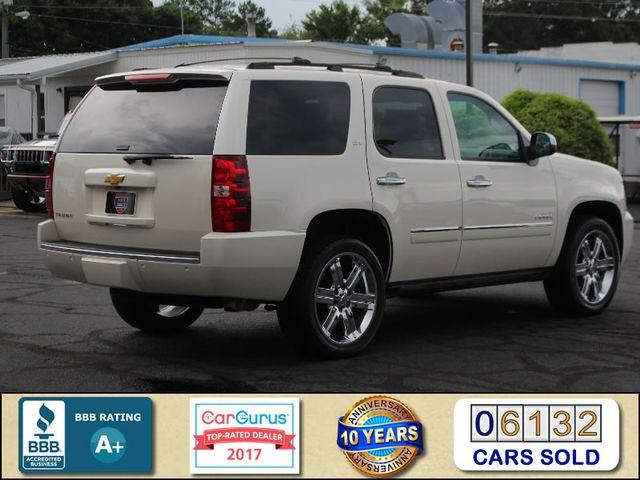 2013 Chevrolet Tahoe LTZ 4X4 - NAV - REAR DVD - SUNROOF - POWER STEPS! Mooresville , NC 2