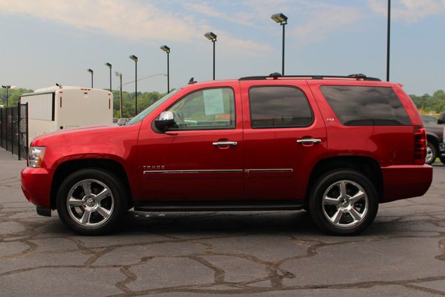 2013 Chevrolet Tahoe LTZ RWD - NAVIGATION - REAR DVD - SUNROOF! Mooresville , NC 17