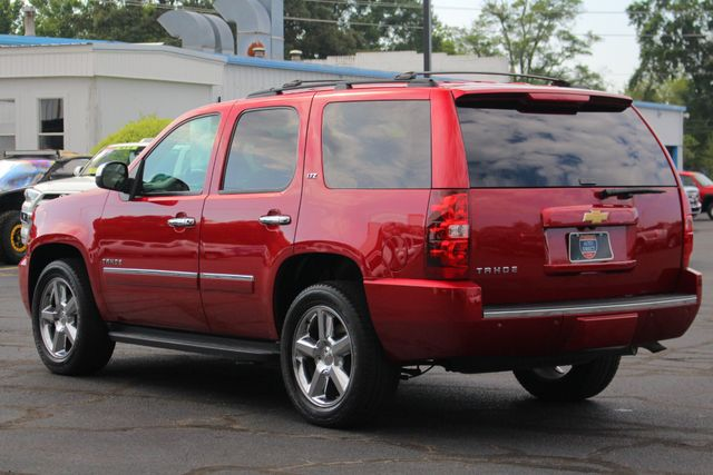 2013 Chevrolet Tahoe LTZ RWD - NAVIGATION - REAR DVD - SUNROOF! Mooresville , NC 26
