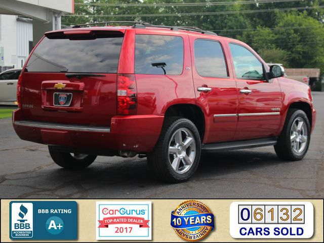 2013 Chevrolet Tahoe LTZ RWD - NAVIGATION - REAR DVD - SUNROOF! Mooresville , NC 2