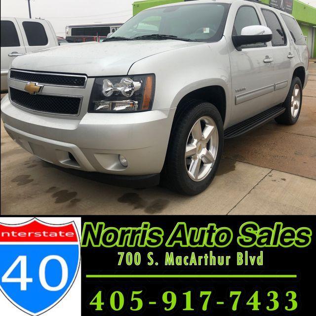 2013 Chevrolet Tahoe LTZ   Oklahoma City, OK   Norris Auto Sales (I-40) in Oklahoma City OK