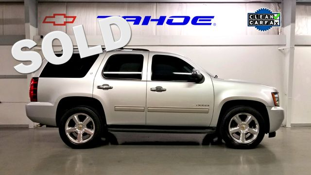 2013 Chevrolet Tahoe LT CLEAN CARFAX LEATHER SUNROOF  | Palmetto, FL | EA Motorsports in Palmetto FL