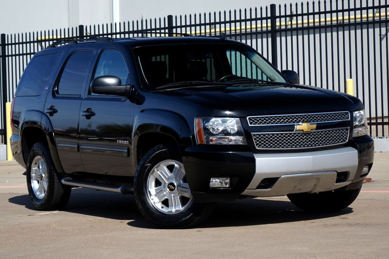 2013 Chevrolet Tahoe Z71*4x4* BU Cam* Sunroof* 3rd Row* EZ Finance** | Plano, TX | Carrick's Autos in Plano TX