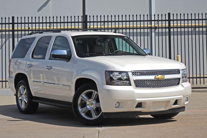 2013 Chevrolet Tahoe LTZ*Nav*BU Cam*3rd Row*DVD*Sunroof**   Plano, TX   Carrick's Autos in Plano TX