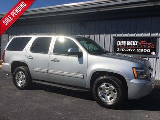 2013 Chevrolet Tahoe LT  city TX  Clear Choice Automotive  in San Antonio, TX
