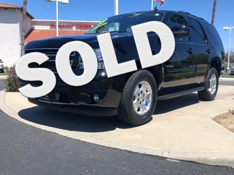 2013 Chevrolet Tahoe LT   San Luis Obispo, CA   Auto Park Sales & Service in San Luis Obispo CA