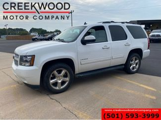 2013 Chevrolet Tahoe LT 4x4 1 Owner White Chrome 20s Leather Sunroof in Searcy, AR 72143