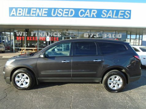2013 Chevrolet Traverse LS in Abilene, TX