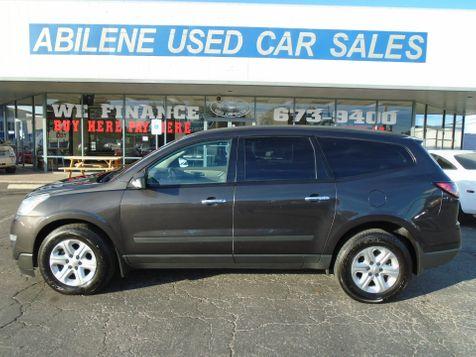 2013 Chevrolet Traverse LS in Abilene, TX