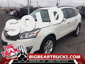 2013 Chevrolet Traverse LT in Oklahoma City OK