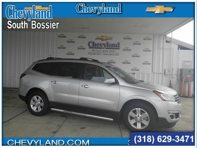 2013 Chevrolet Traverse LT in Bossier City LA, 71112