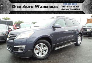 2013 Chevrolet Traverse LT AWD 3rd Row 1-Owner Clean Carfax We Finance | Canton, Ohio | Ohio Auto Warehouse LLC in Canton Ohio
