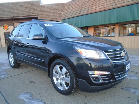 2013 Chevrolet Traverse LTZ in Dickinson, ND