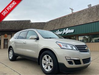 2013 Chevrolet Traverse LT ONLY 57000 Miles  city ND  Heiser Motors  in Dickinson, ND