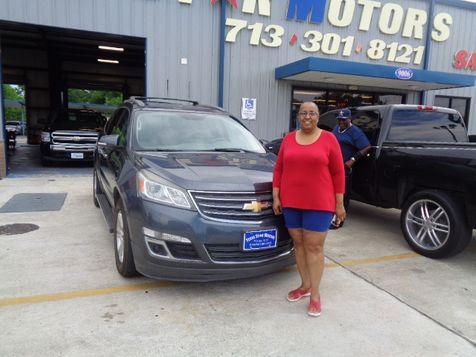 2013 Chevrolet Traverse LT in Houston