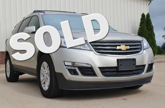 2013 Chevrolet Traverse LT in Jackson MO, 63755