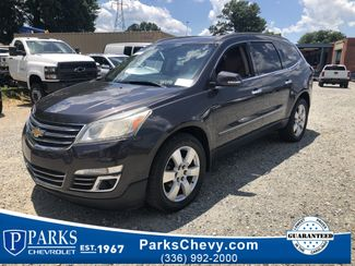 2013 Chevrolet Traverse LTZ in Kernersville, NC 27284