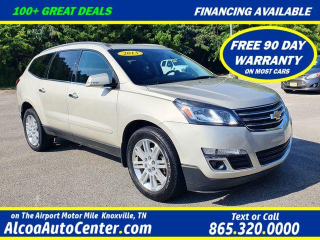 "2013 Chevrolet Traverse LT 7-Passenger w/20"" Aluminum Wheels"