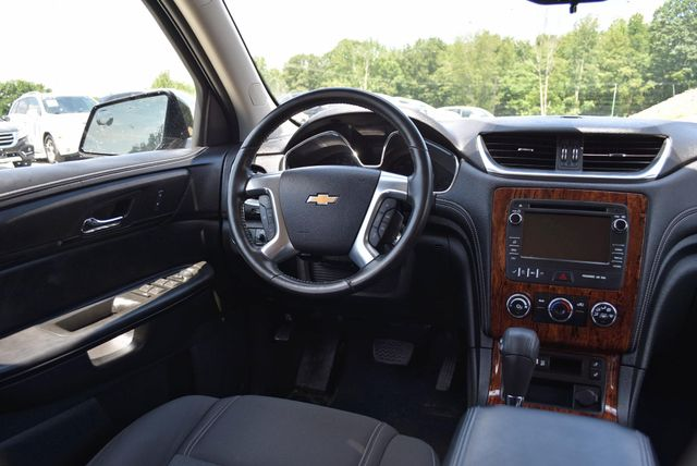 2013 Chevrolet Traverse LT Naugatuck, Connecticut 16