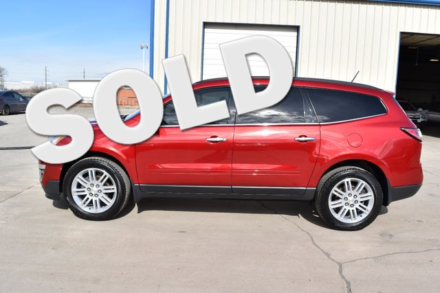 2013 Chevrolet Traverse LT Front Wheel Drive Ogden, UT