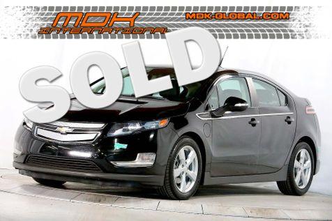 2013 Chevrolet Volt - Premium trim pkg - Leather - Heated seats in Los Angeles