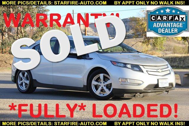 2013 Chevrolet Volt Santa Clarita, CA