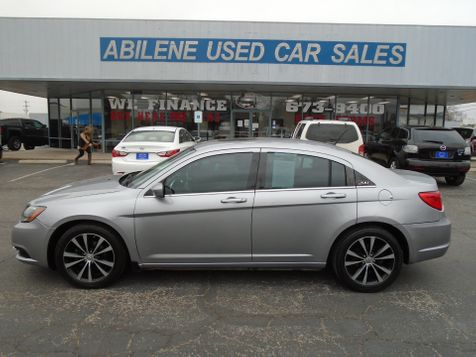 2013 Chrysler 200 Touring in Abilene, TX