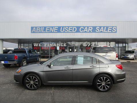 2013 Chrysler 200 Touring in Abilene, TX