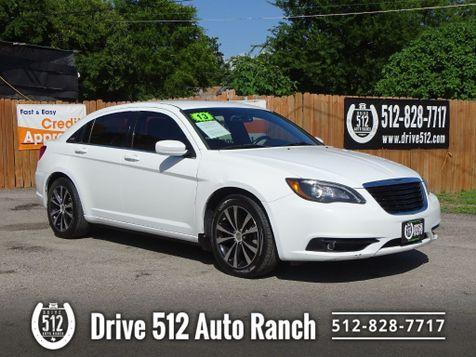 2013 Chrysler 200 Limited in Austin, TX