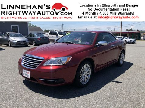 2013 Chrysler 200 Limited in Bangor