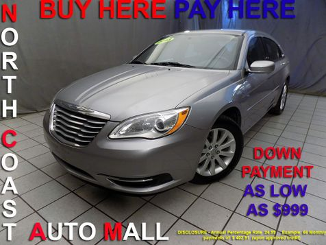 2013 Chrysler 200 As low as $999 DOWN in Cleveland, Ohio