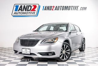 2013 Chrysler 200 Touring in Dallas TX