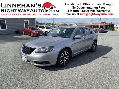 2013 Chrysler 200 Touring in Bangor