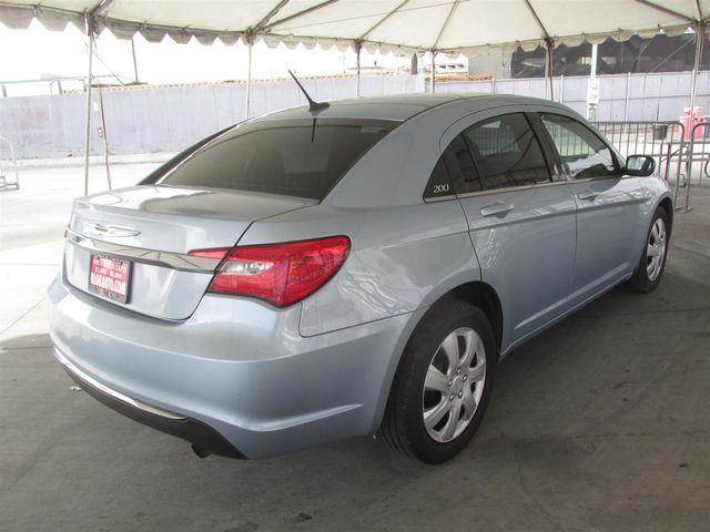 2013 Chrysler 200 LX Gardena, California 2