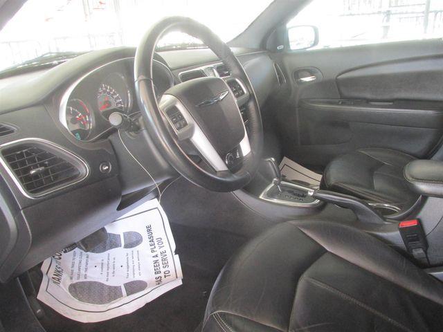2013 Chrysler 200 Limited Gardena, California 4